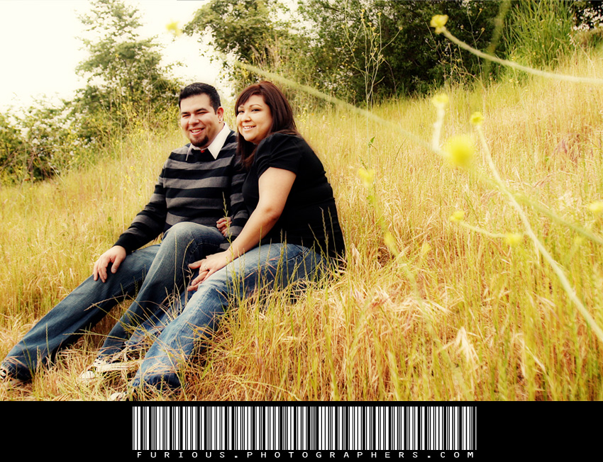 Pomona Engagement Photography