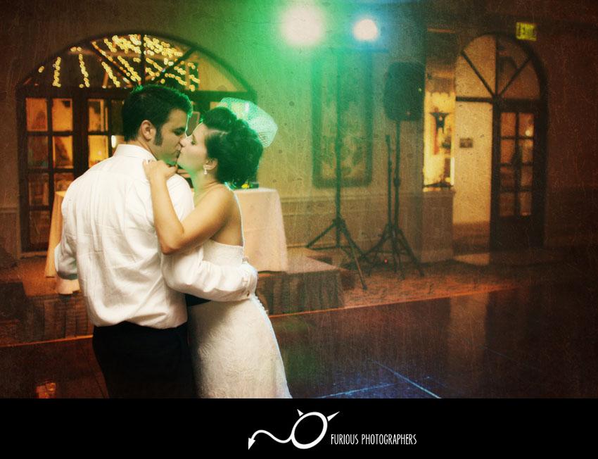 turnip rose wedding