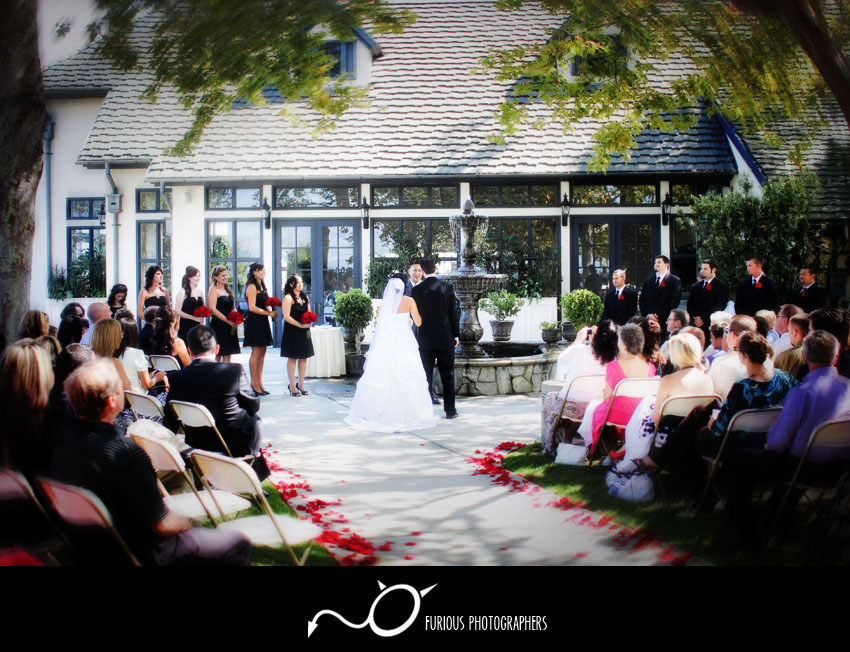 summit house wedding