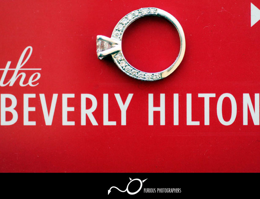 beverly hills hilton wedding
