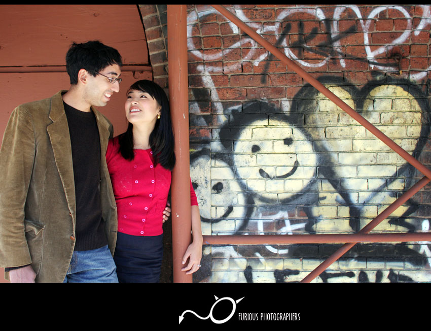 Brooklyn Engagement Photography