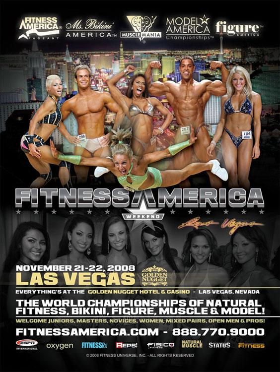 fitness america