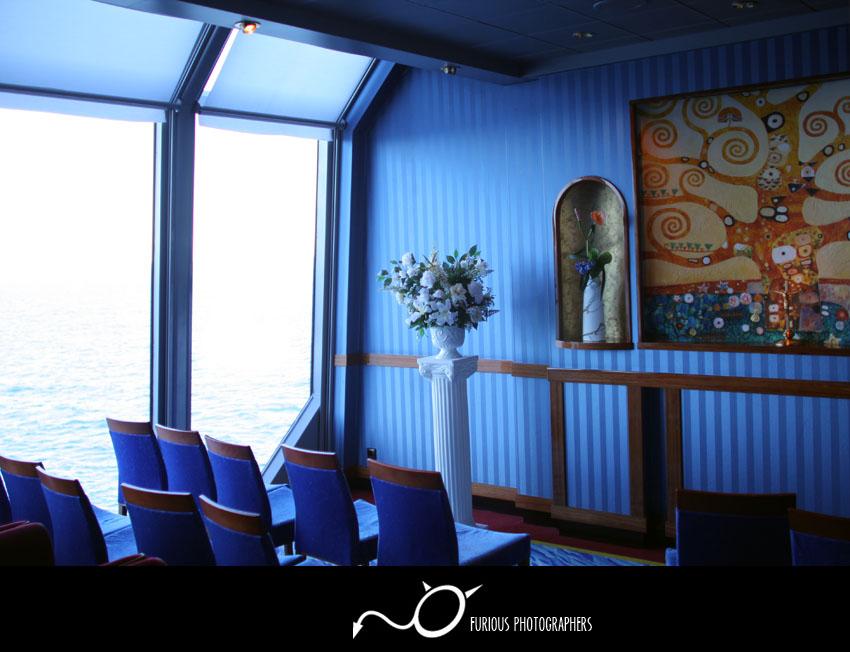 cruise line wedding photography