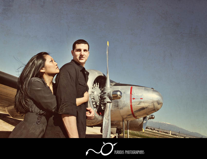 march airfield engagement pictures