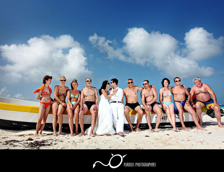 tulum mexico wedding photographer