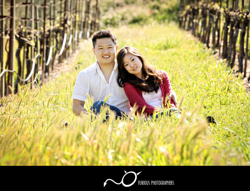san jose engagement photography