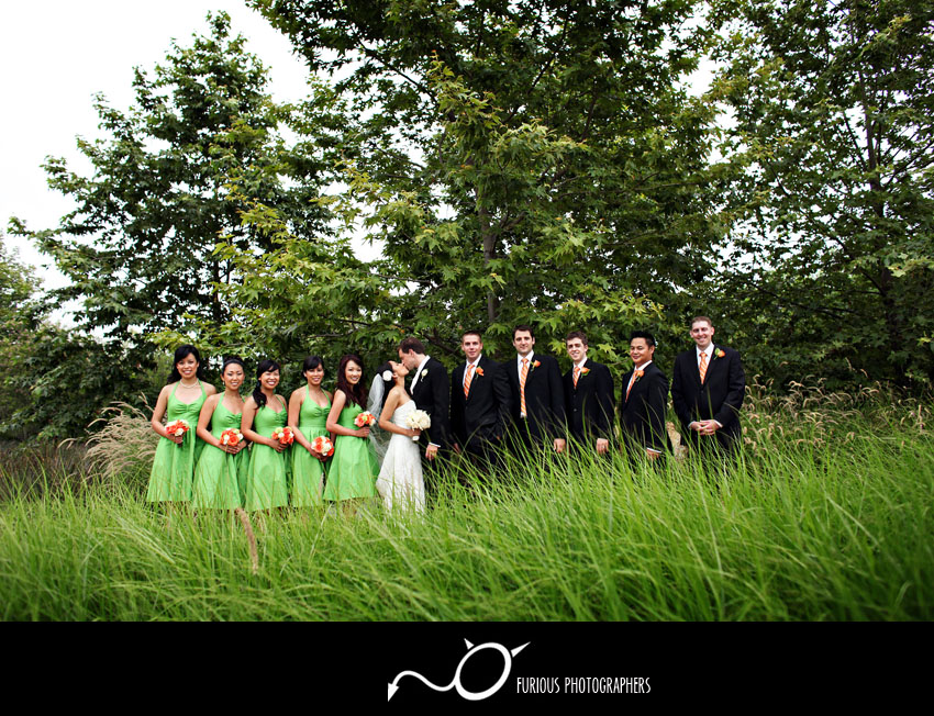Wedding Party Photographer