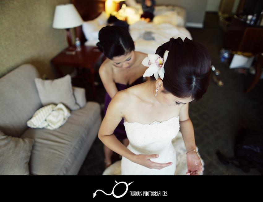 arboretum wedding photography