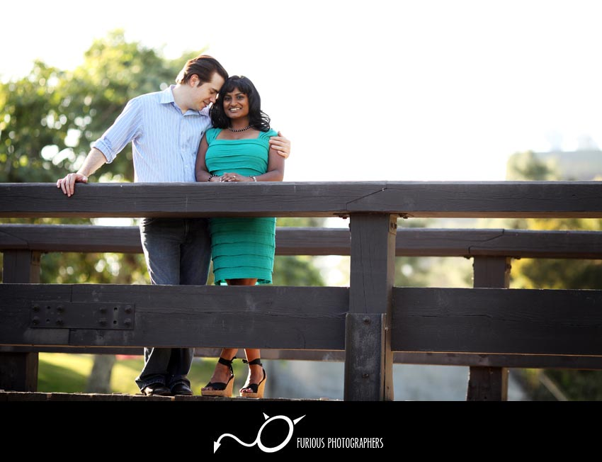 hollywood engagement photographer