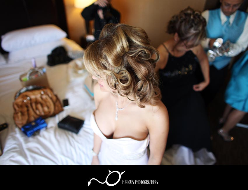 santa monica wedding photography