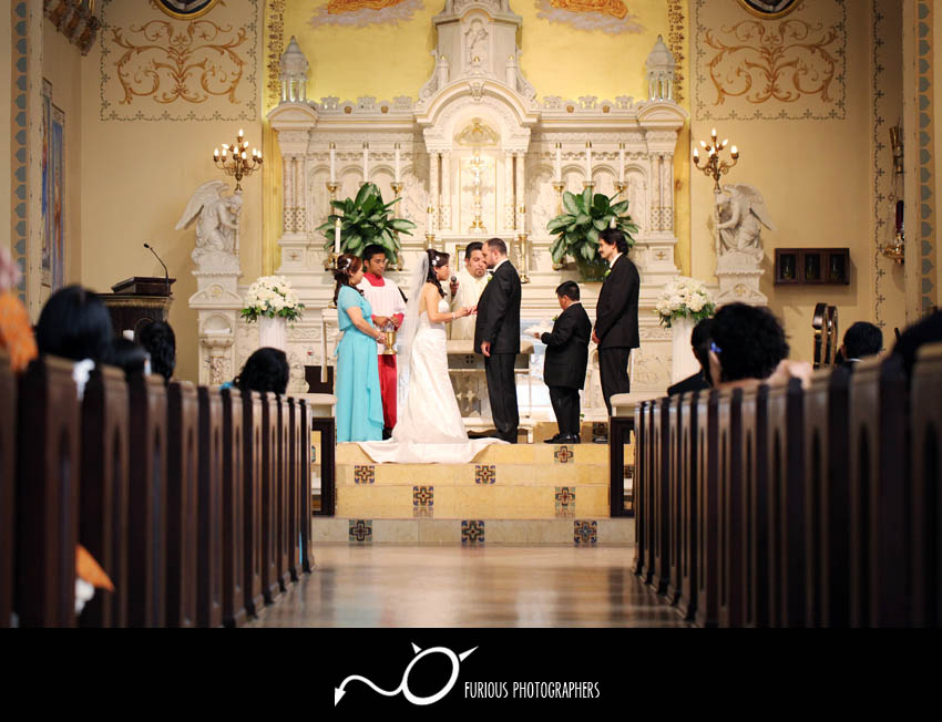 los angeles union station wedding photography