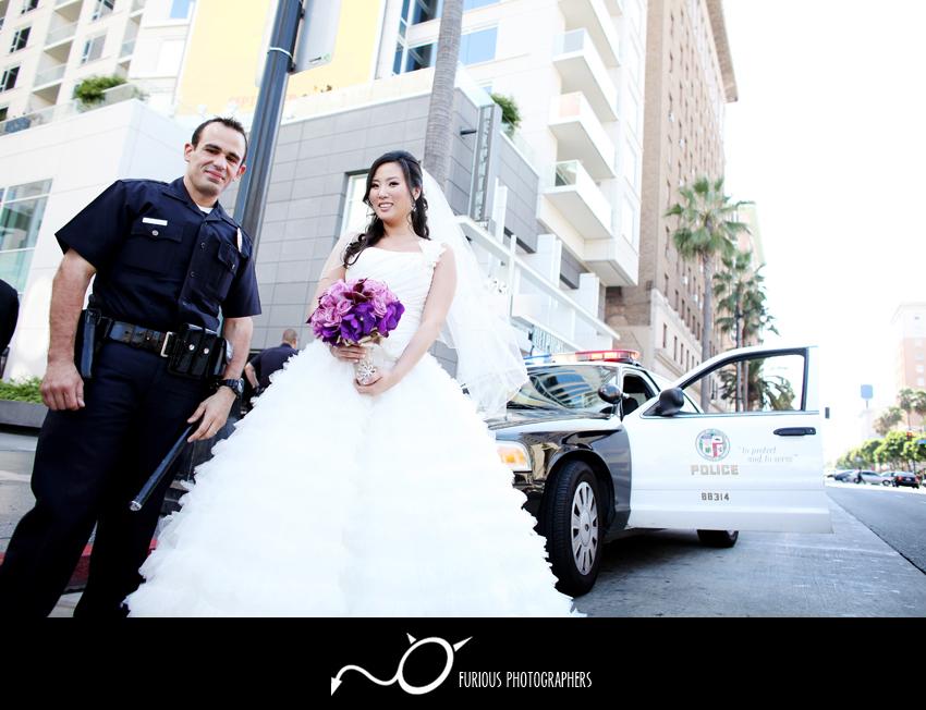 w hotel los angeles wedding photography