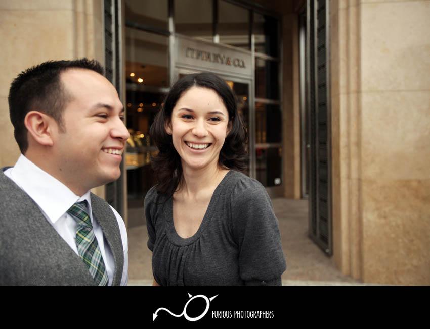 pasadena engagement photos
