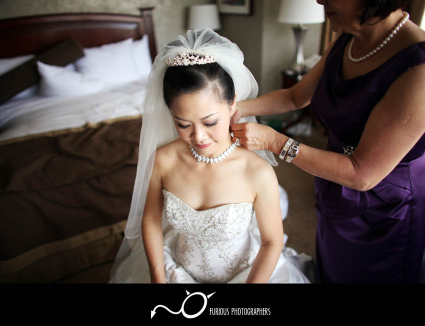 universal hilton studio city wedding photography