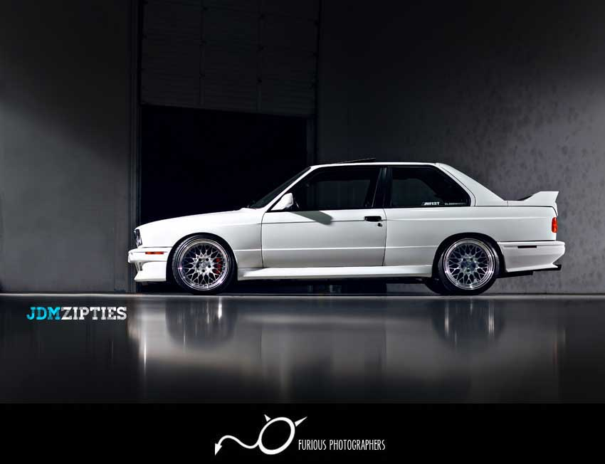 bmw e30 car photography