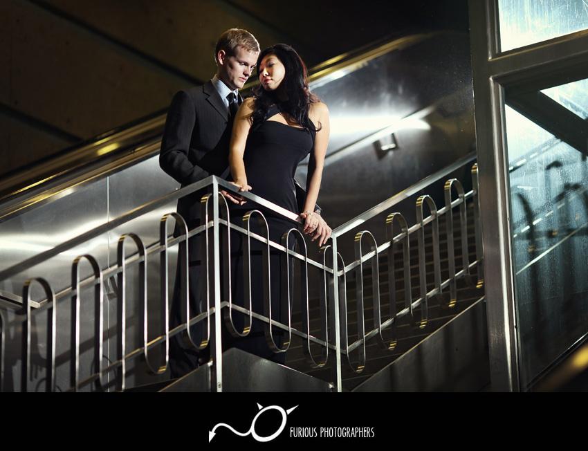 stylish los angeles engagement photography (4)