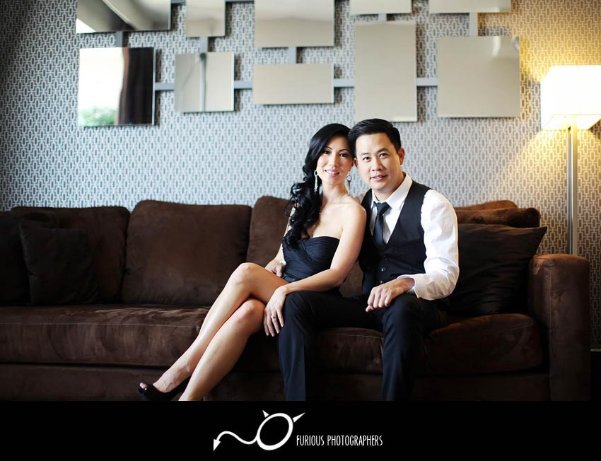 s angeles engagement photography