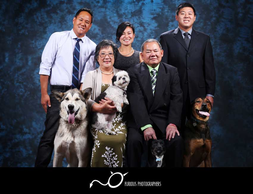 family studio photos