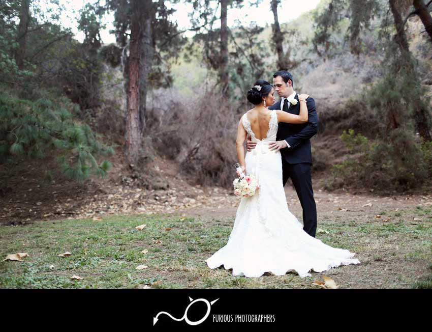 hollywood wedding photography