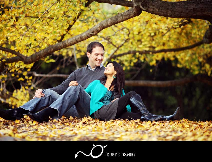 arcadia engagement photography