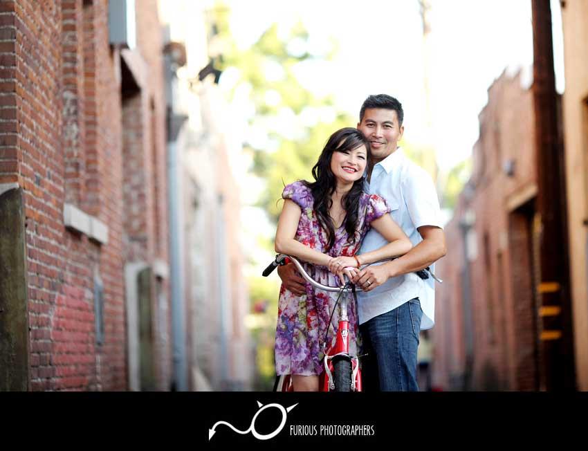 pasadena engagement photography