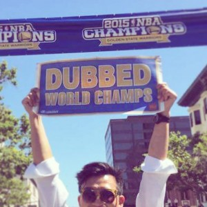 Warriors fanday1 Quick pitstop at SF for Golden State Warriorshellip