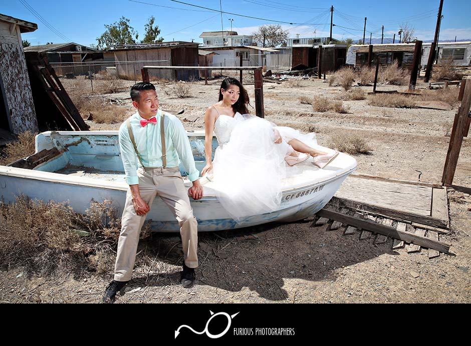 trash the dress wedding photography