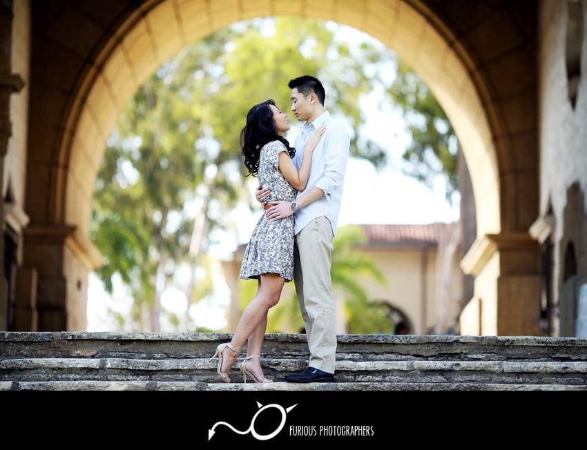 santa barbara engagement photography