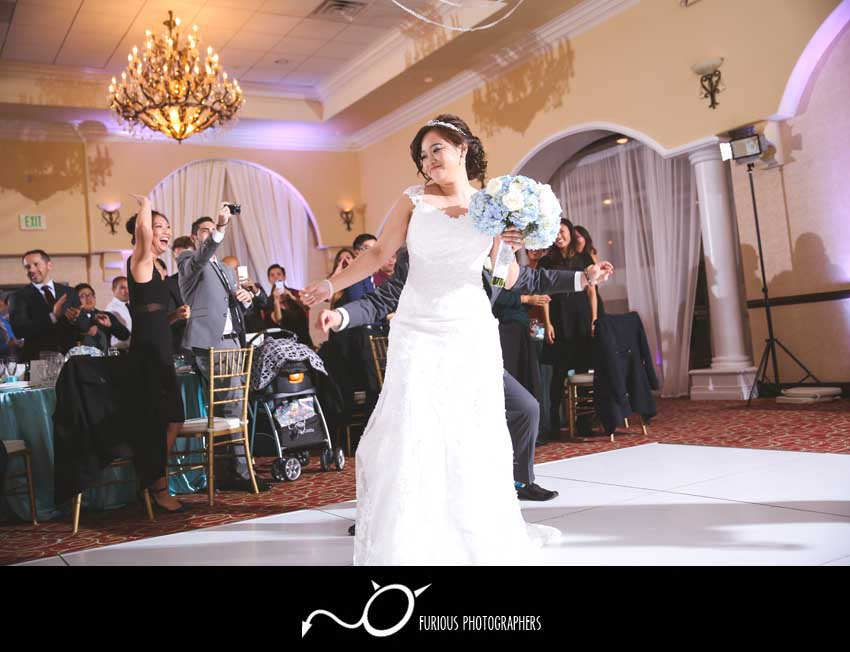 the villa west minster wedding